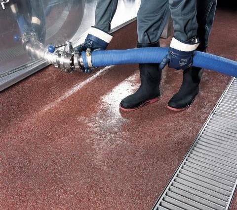 Rutschfeste MMA Bodenbeschichtungen für Industrieböden