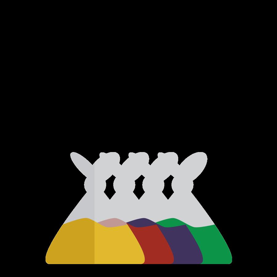 Pigmentpulver für Straßenmarkierungen in Verkehrsfarben
