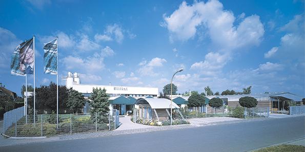 Das Büro der Silikal GmbH