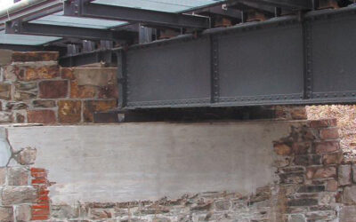 Schnelle Betonreparaturen und starke Belastungen
